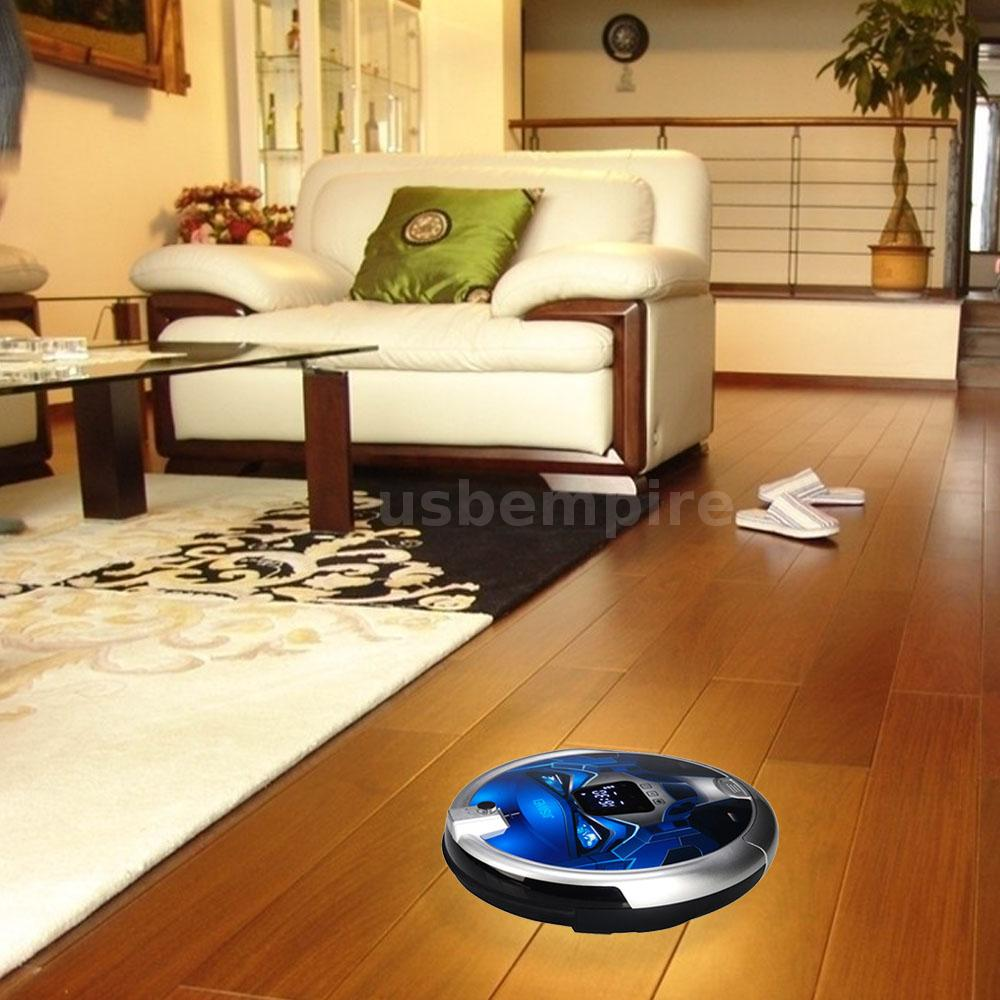 automatischer staubsauger roboter smart reinigungs roboter wifi kontrolle a5i5 ebay. Black Bedroom Furniture Sets. Home Design Ideas
