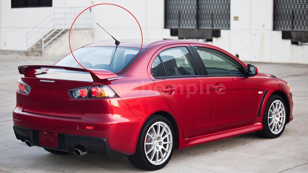 16″ Car Screw-in AM/FM Roof Antenna For Mini Cooper Mitsubishi Lancer N9A9   eBay